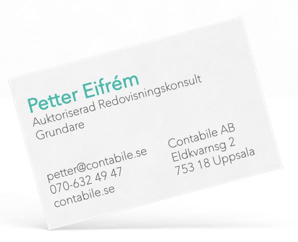 Petter Eifrém