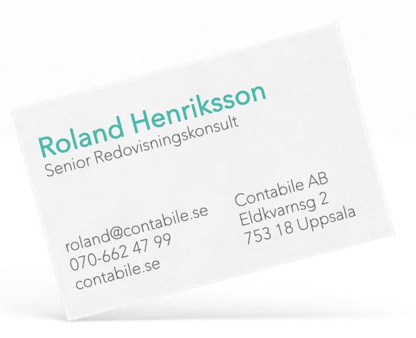 Roland Henriksson