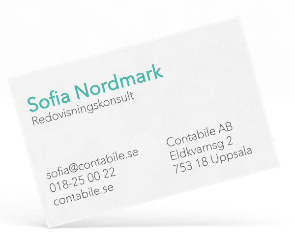 Sofia Nordmark